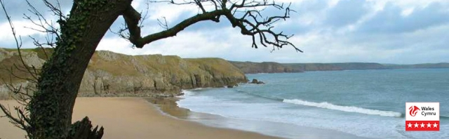 Barafundle - one of the beaches not to be missed