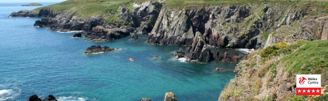 Organised adventures around Pembrokeshire