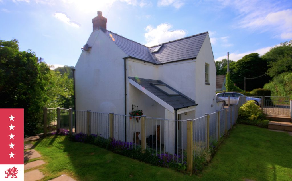 Fairview Cottage near Saundersfoot
